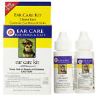 Gimborn R-7 Dog & Cat Ear Mite Treatment Kit Clean Ear & Control Ear Mite & Tick