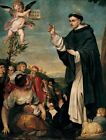 Photo Print Reproduction St Vincent Ferrer Preaching Alonso Cano Other Siz