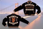 San Francisco Giants 2012 World Series Champions Mens Wool Reversible Jacket