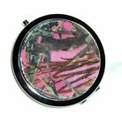 mossy oak break up real tree hot pink camo compact makeup mirror camouflage