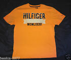 Mens Tommy Hilfiger Mens Orange T-shirt    NWT