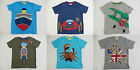 MINI BODEN APPLIQUE SHORT SLEEVED T SHIRT TOP VARIOUS DESIGNS  BNWOT AGES 1-12