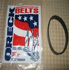 Genuine Oreck Smooth Vacuum Cleaner Belts - Fit All Uprights - Part # XL 0300604