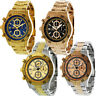 Invicta Specialty Stainless Steel Chronograph Date Mens Watch