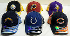 NFL Team Apparel Reebok Sharktooth Curve Brim Cap Hat NEW! $19.99 USD on eBay