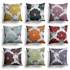 """Poppy Cushion Covers 8 Fantastic Colours 18"""" & 22"""" Polyester/Chenille"""