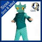 Boys Deluxe Gill Grunt Costume - Skylanders Kids Childrens Fancy Dress