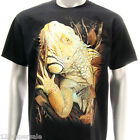 g54 Rock Chang T-shirt Tattoo Iguana Monster Exotic Pet Giant Lizard Cotton Tee