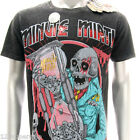 m208b Minute Mirth T-shirt Sz S M L XL Tattoo VTG LIMITED EDITION Glass Hour Men