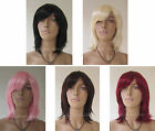 On sale! Short Flip cosplay Kanelanon Wig 5 colors 1B/613/118/2t33 FREE SHIPPING