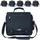 Mens Messenger Bag Dispatch Courier Satchel Work School College Laptop Briefcase