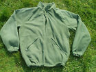 Fleece - Fibre Pile -  British Military - Olive Green
