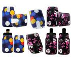 M- DESIGNED SECURE POUCH CASE COVER HOLSTER fOr Sony Ericsson Live with Walkman