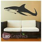 Great White Shark - Fish Wall Transfer /Removable Vinyl / Fish Wall Sticker fi16