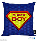 SUPER BOY DESIGN CUSHION GREAT BIRTHDAY GIFT IDEA FRIEND SON BIRTHDAY PRESENT