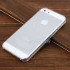 0.5mm Ultra-Thin Glossy Hard Case Cover Shell For Apple iPhone 5 5G + LCD Film