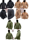 New Mens Fleece Recon Hoodie Miltary ( All Sizes unisex military design Warm