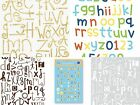 Prima ~ Stickers, Chipboard, and Rub Ons