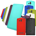 6 COLOUR PU LEATHER FLIP CELL PHONE CASE COVER FOR SONY ERICSSON XPERIA U ST25I