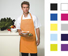 Personalised Embroided (Text Only) Premier Workwear Apron