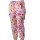 Damen Capri Hose Sarah 7/8 Fb Allover flower print