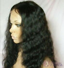 "10""-22"" New fashion style Lace Wigs Malaysia Body Wavy Indian Remy human hair"
