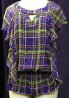 NEW AUTHENTIC WOMEN APPLE BOTTOMS SHIRTS SIZE L