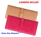 Stylish Vintage Woman's Leather Wallet Purse Long Clutch Handbag iPhone5 Galaxy4