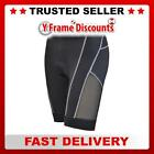 Funkier Bike New 10 Panel Active Ladies Cycling Shorts in Black