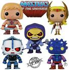 Pop Television MASTERS OF THE UNIVERSE Series 1 Vinyl Wobbler FIGURE Funko *NEW*