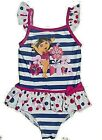 Dora the Explorer Swimsuit Swimmers Togs Bathers New Girls Kids Licensed Cute