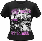 YELLOWCARD - COLLAGE - OFFICIAL WOMENS T SHIRT
