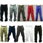 NWT MEN ACCESS FIVE DIFFERENT SOLID COLORS OF CARGO PANTS WHITE AVAILABLE