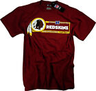 Washington Redskins T-Shirt Jersey Flag Snapback Officially Licensed by The NFL
