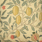 William Morris Fruits Unlined Curtains - Various Sizes