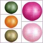 "12 pack 16"" Party Paper LANTERNS Lamp Shades Wedding Party Decorations Supplies"