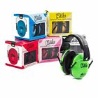 EDZ Kidz Toddler/Kids/Child/Children's Ear Defenders/Protectors