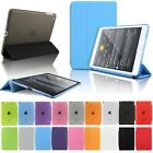 For Apple iPad 5th Gen Air Ultra Slim PU Leather Smart Magnetic Cover Back Case