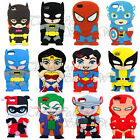 *Superhero Cartoon Comic Silicone Bubble Case for iPhone 4/4S Soft Rubber Cover*