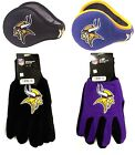 NFL Minnesota Vikings 180s Winter Ear Warmers & Utility Glove Holiday Gift Set on eBay