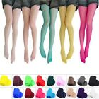New Fashion Sexy Women's Girl Thin Candy Color Stockings Pantyhose Tights 25D