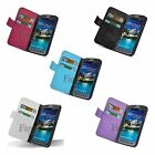 Flip Wallet Leather Case Cover for Samsung Galaxy S4 Active, i9295 i537