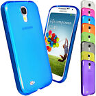 Ultra Slim Thin Transparent Back Matte Case Cover For SAMSUNG GALAXY S4 IV i9500