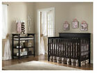GRACO Crib 4-in-1 Convertible Bonus MATTRESS Nursery Crib Set NEW