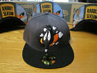 Looney Tunes Daffy Duck Bugs Bunny New Era Hat 59Fifty NWT Pick Your Size!