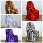 75 SATIN Universal Self Tie for any kind of CHAIR COVER Wedding Wholesale SALE