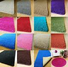 New Soft Shaggy Machine Washable Non Slip Large Small Bathroom Mat Bedside Rugs