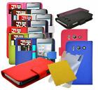 Wallet Pu Leather Case Cover + Screen Cover For Huawei Ascend G510 U8951 T8951
