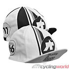 ASSOS 6 DAY CAP - Designer Fashion Cycling Hat with Peak Mille Uno