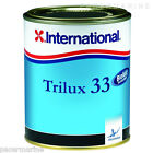 INTERNATIONAL TRILUX ANTIFOUL ANTIFOULING 750ML BOAT YACHT PAINT